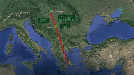 Deo Puta svile kroz Srbiju