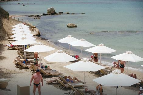 Turisti na plažama su lak plen