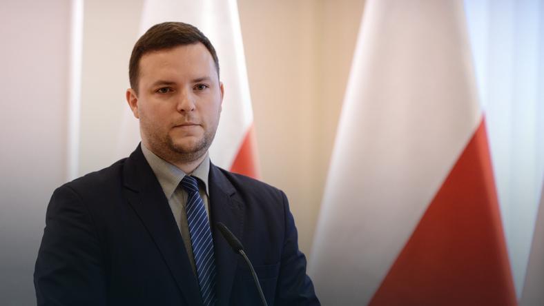 Rzecznik ministerstwa Paweł Mucha