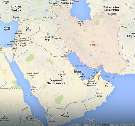 Arhineprijatelji: Iran i Saudijska Arabija