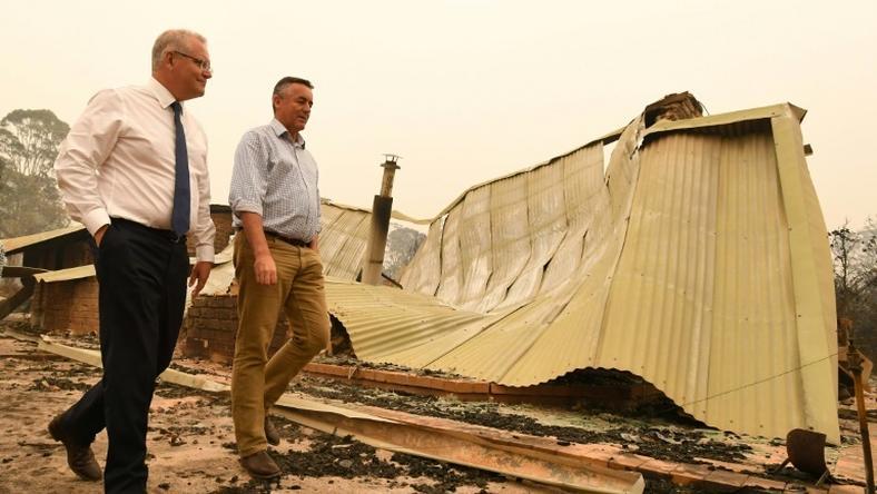 Australia bushfires: Cooler weather brings respite, situation still volatile