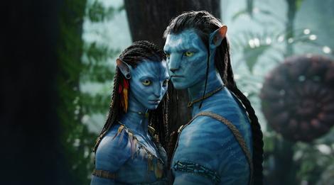 "Scena iz filma ""Avatar"""