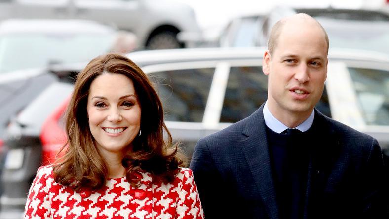 Az újszülött Kate és Vilmos harmadik gyermeke lesz/ Fotó: AFP