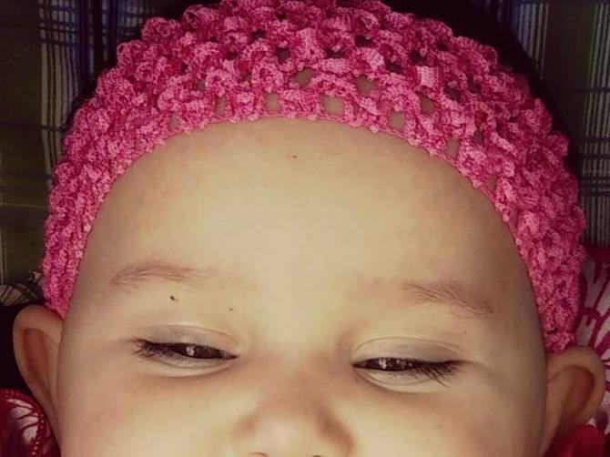 Probušila sam svojoj bebi obraz: Dok ne postane punoletna, JA ODLUČUJEM o njenom telu!