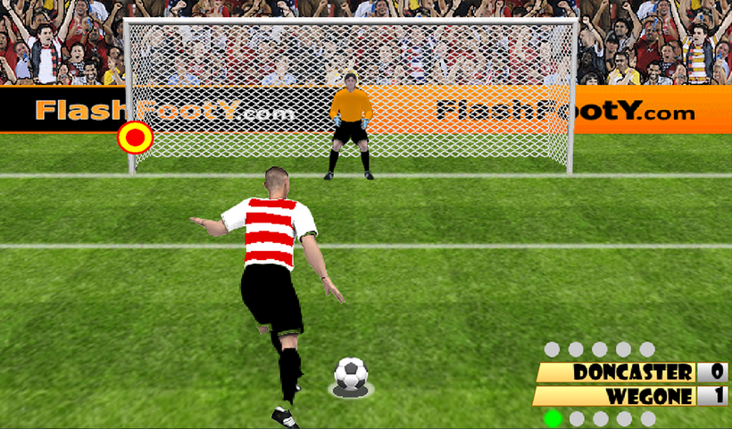 gameplanet Penalty Shooters