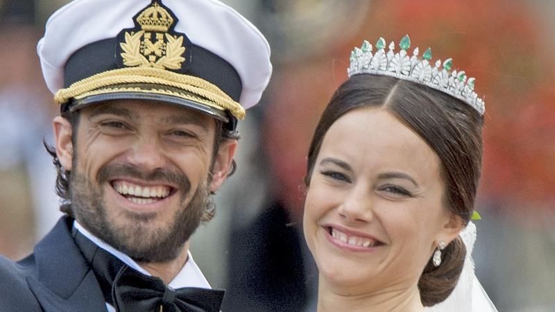 Prince Carl Philip Princess Sofia -Northfoto