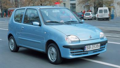 Fiat Seicento 1.1 w te?cie 20 tys. km (z archiwum Auto ?wiata)