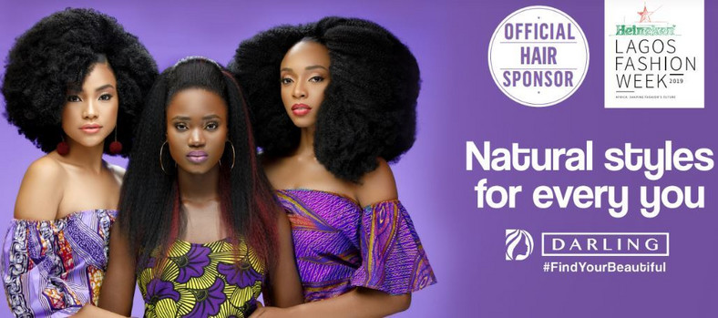 Darling Nigeria announces partnership with Lagos Fashion Week 2019. (Darling)
