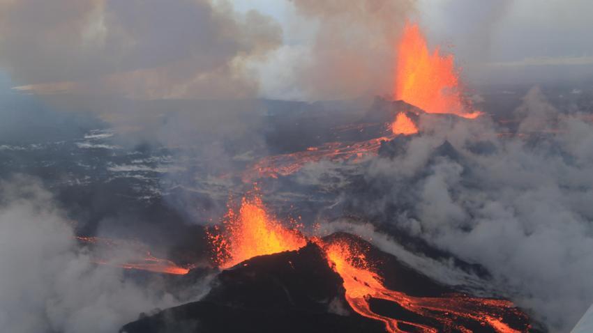 Bardabunga - nadchodzi erupcja największego wulkanu Islandii!?