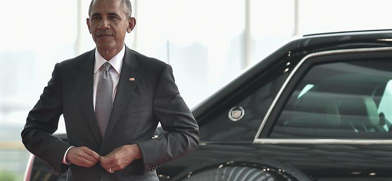Chiny: rozpoczęło się spotkanie Obamy i Putina