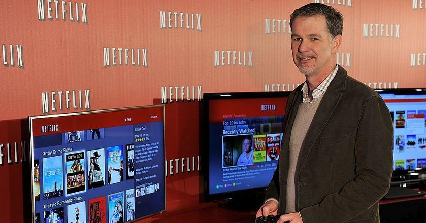 Reed Hastings, CEO Netfliska