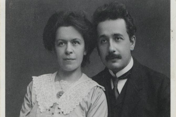 Mileva je mogla sve, samo da ima ljubav svog Ajnštajna. Zbog ovog genija sve je i izgubila