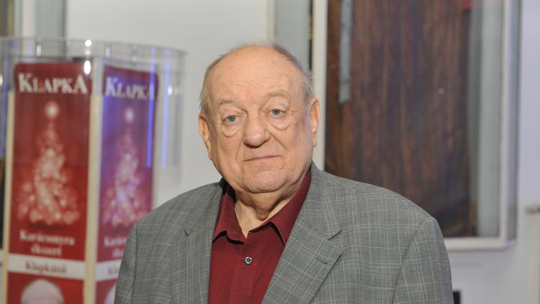 Klapka György múlt szerdán  hunyt el, a Farkasréti temetőben nyugszik majd /Fotó: RAS
