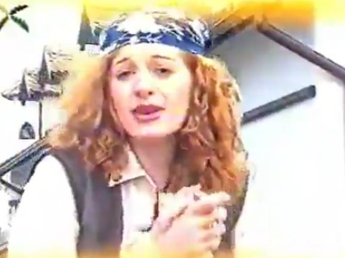 Niko se sa SRPSKE ESTRADE nije TRANSFORMISAO kao ona: Devedesetih je izgledala OVAKO, a danas je neprepoznatljiva