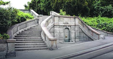 Barokne stepenice na Kalemegdanu