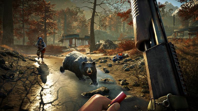Resultado de imagen para Far Cry 4 capturas