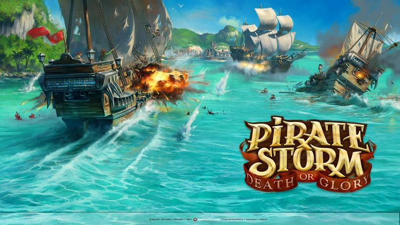 gameplanet Pirate Storm