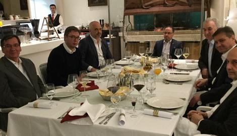 NAPETO NA VEČERI U SARAJEVU Evo šta je Vučić pitao Mustafu