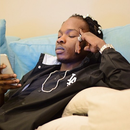 Naira Marley's controversial statement on Internet fraud has sparked off a lot of conversation [Instagram/NairaMarley]