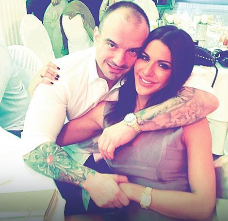 Mirko Vuković i Marina Visković