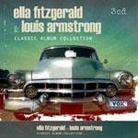 "Ella Fitzgerald & Louis Armstrong - ""Classic Album Collection (3CD)"""