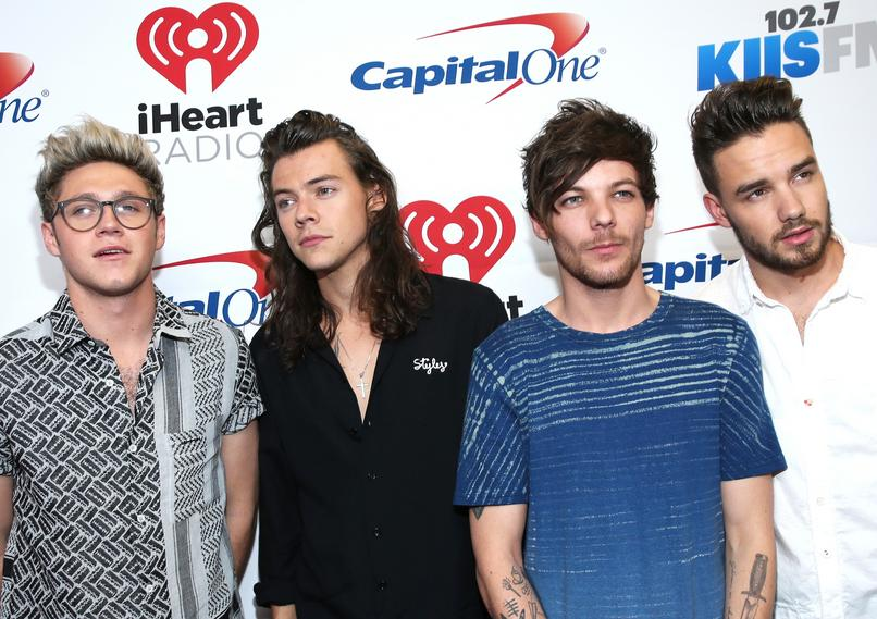 Byť One Direction sa v roku 2016 oplatilo. (Foto: Getty Images)