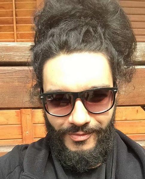 Nemanja pustio bradu