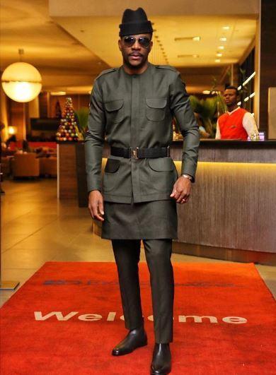 Ebuka Obi-Uchendu became popular after his stint at the first edition of 'Big Brother Naija' in 2006 [Instagram/Ebuka]