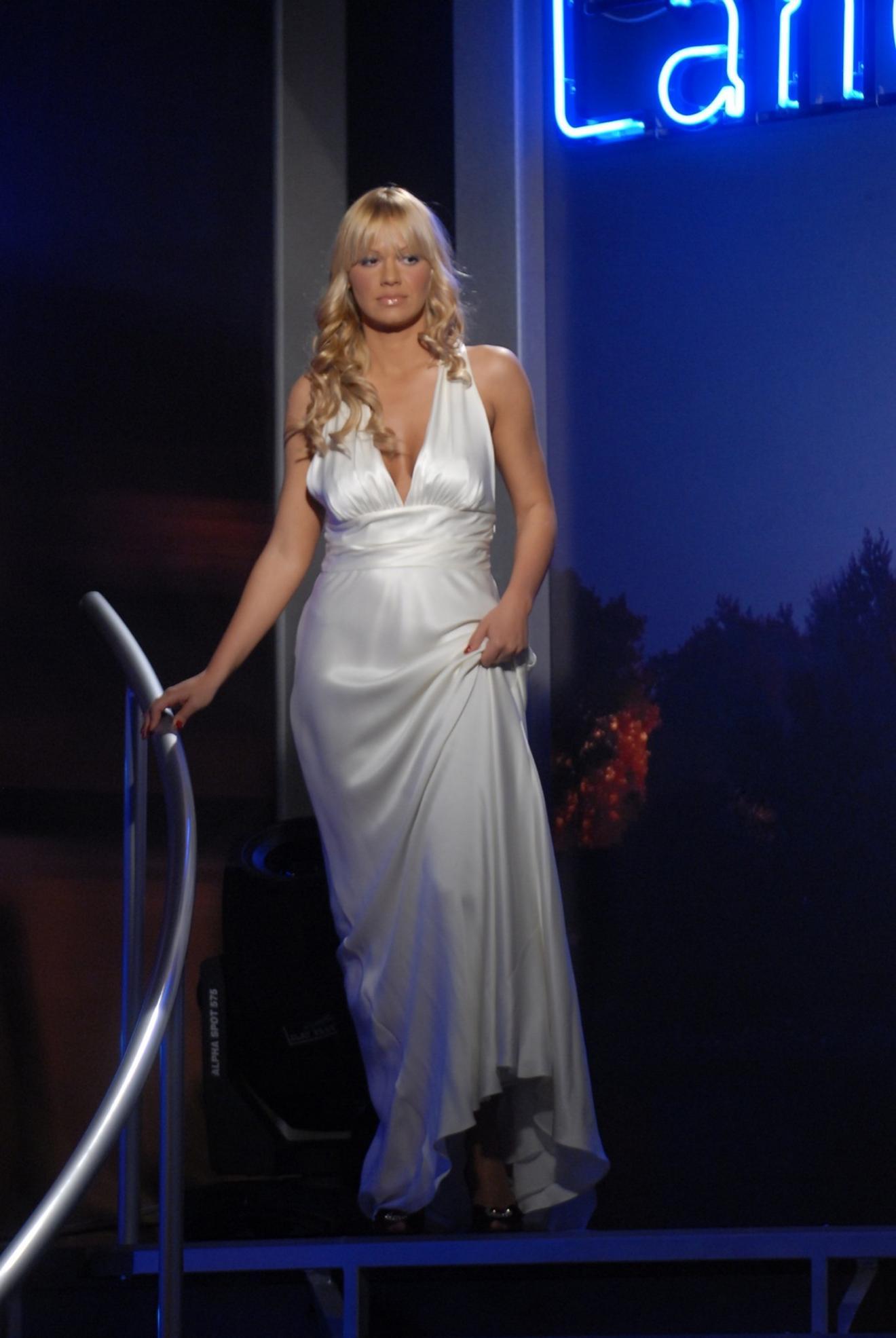 Nataša Bekvalac 2007. godine