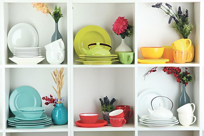 Malo boja za svaki dan for Objetos para decorar cocinas