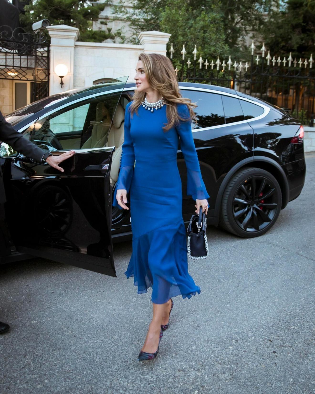 Jordanska kraljica Ranija nedavno u svojoj domovini na sastanku koji je bio posvećen unapređenu civilnog društva, slobode medija i rodne ravnopravnosti u obrazovanju