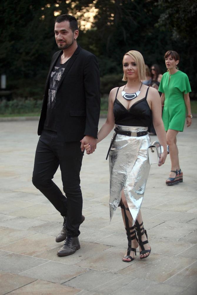 Ana Štajdohar sa suprugom Nikolom Demonjom