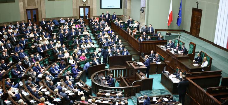 Sejm wybrał posłów do Rady Mediów Narodowych