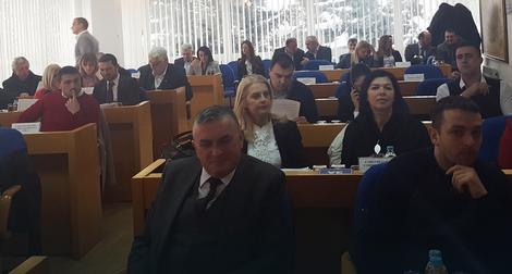 Sednica Skupštine opštine Laktaši