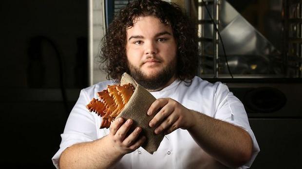 Bucătarul din GoT/Sursă foto: deliveroo.co.uk
