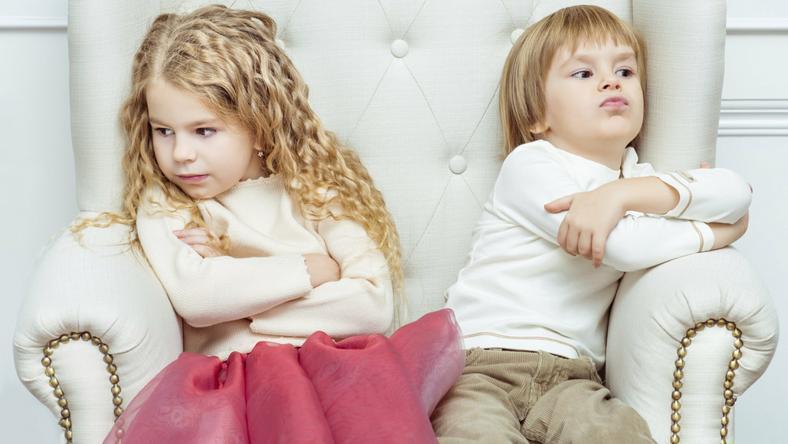 A gyermekek úgy gondolják, hogy meg kell küzdeniük a családon belüli szerepükért /Fotó: Europress Thinkstock