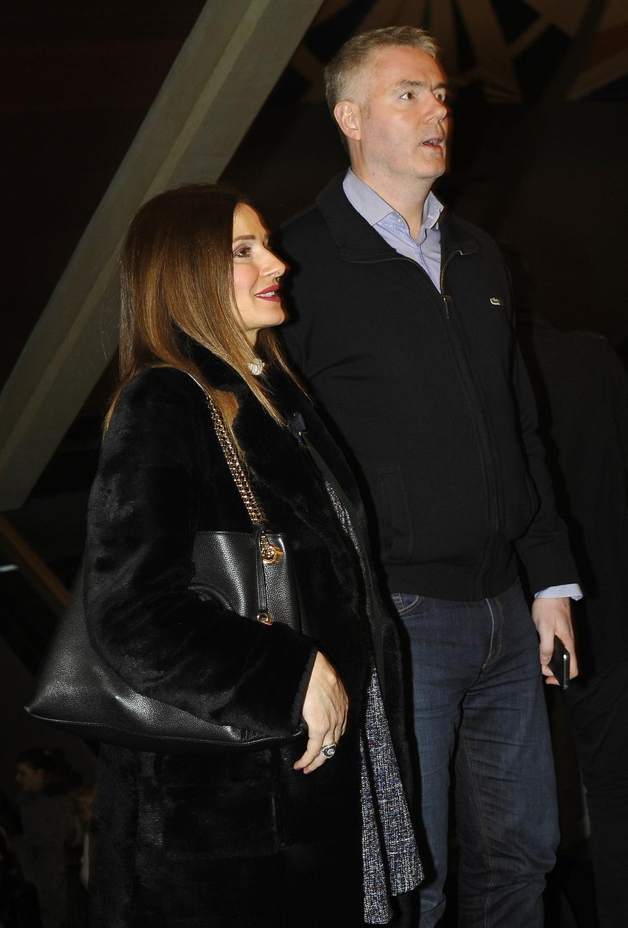 Dejan Tomašević sa suprugom Jelenom