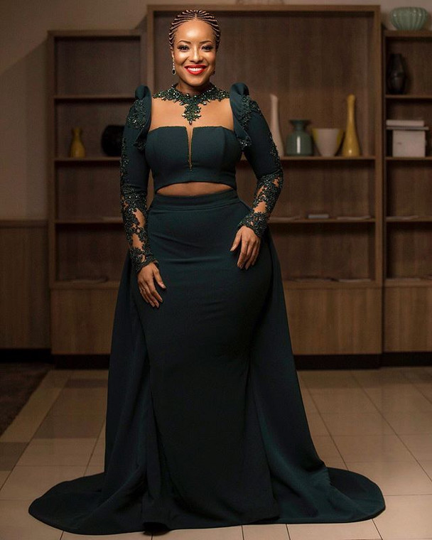 5 times Joselyn Dumas gave us stunning style tips on the red carpet