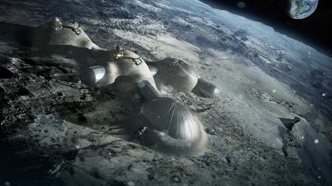 Kina i ESA pregovaraju o saradnji u izgradnju naselja na Mesecu