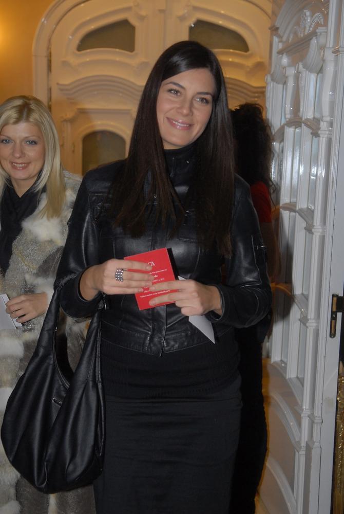 Lepa Marija 2007. u Beogradu