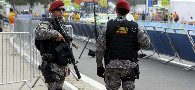 Brazylia: strzały do policjantów ochraniających Igrzyska Olimpijskie w Rio