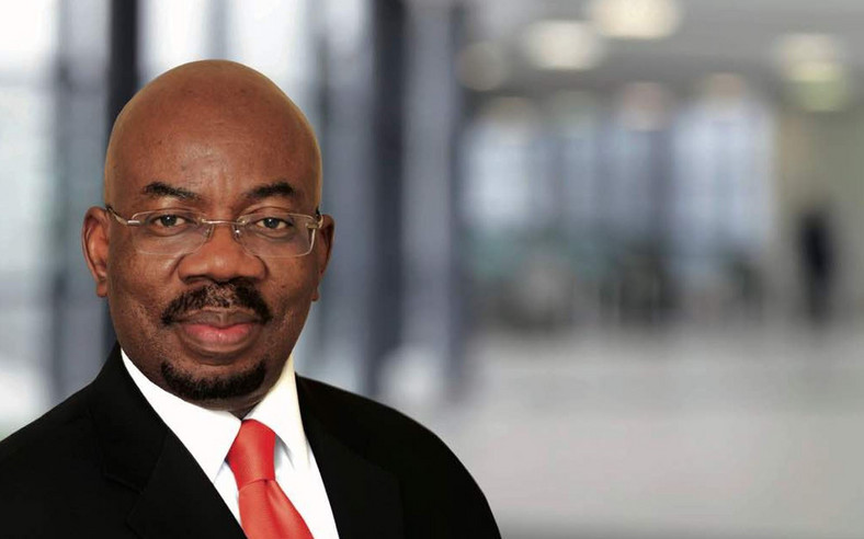 Jim Ovia, Founder and Chairman of Zenith Bank Plc, left the WEF panel in protest (Zenith Bank)