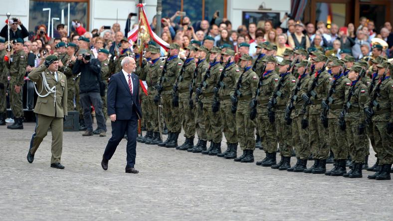 Generałowie krytycznie o Wojskach Obrony Terytorialnej