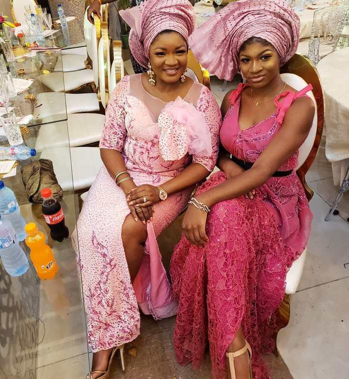 Omotola Jalade-Ekeinde is a proud mother as she celebrated her daughter who clocked 22 in March 2019. [Instagram/realomosexy]
