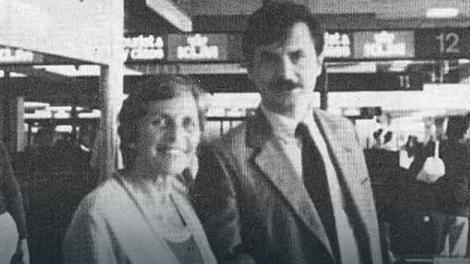 Johana i Ervin van Harlem