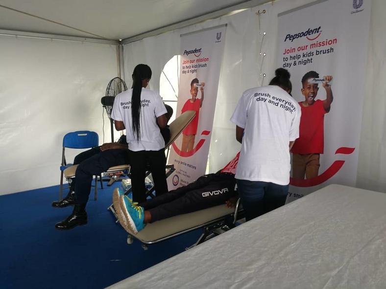 Unilever Health Screening