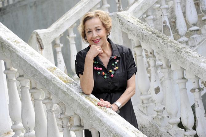 Čuvena glumica: Svetlana Ceca Bojković