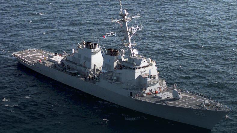 USA wyślą grupę bojową w kierunku Korei Płn.