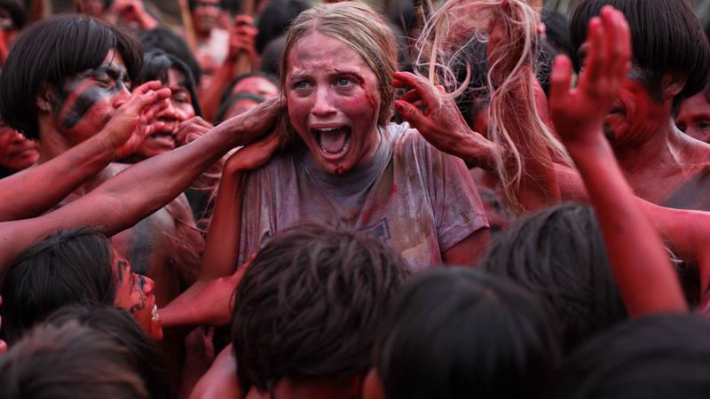 """The Green Inferno"" - kadr z filmu"