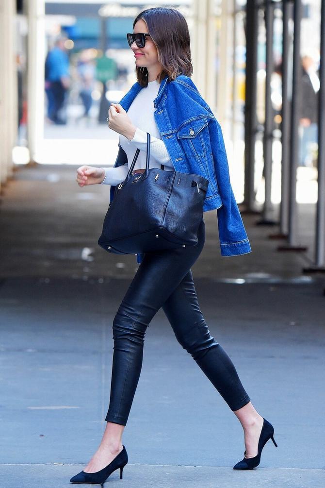 Mirandu nosi jaknu koju većina nas već ima